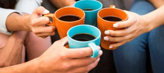 Save the Date: January Coffee Network