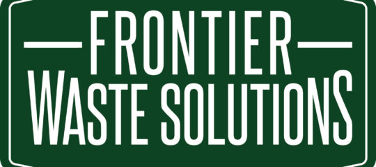 Frontier Waste Solutions – Golf Tournament Title Sponsor