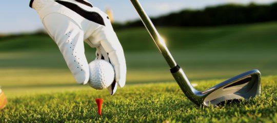 Reminder: Golf Tournament Saturday
